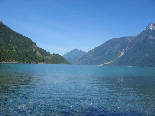 Harrison Lake, British Columbia, Canada