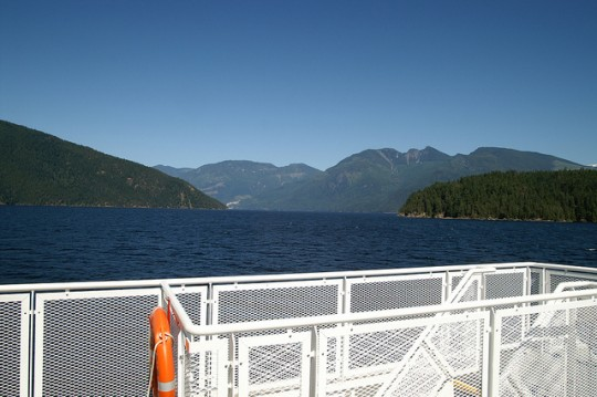 Sunshie Coast, British Columbia, Canada